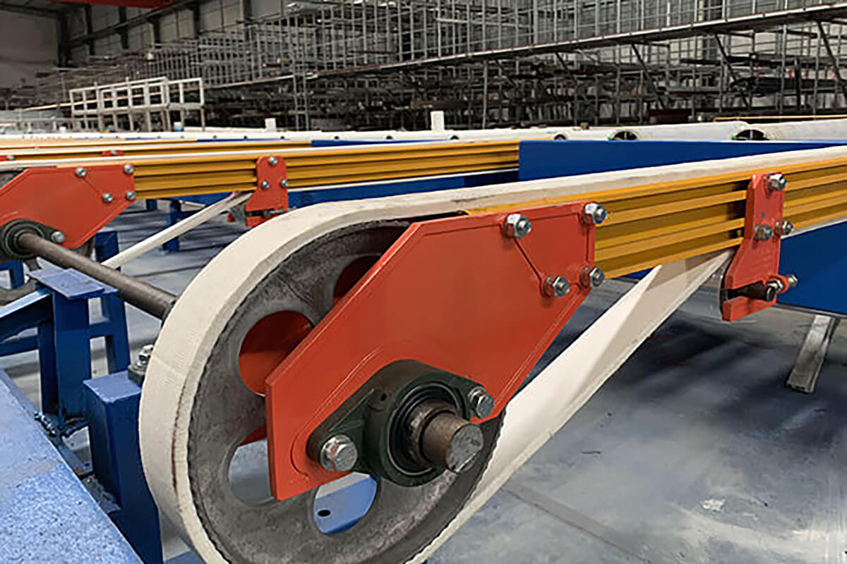Conveyor Felt Belt: From Fiber To Fabric