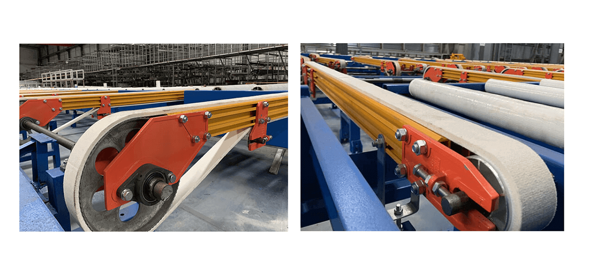 What is Conveyor Felt Belt for Aluminium Products